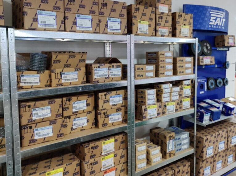 Instalaciones Sidertotana - almacen