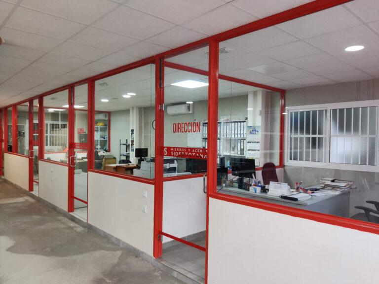 Instalaciones Sidertotana - oficinas